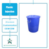 Customized Plastic Products Industrial Garbage Can Injection Tool