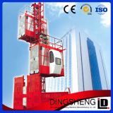 Construction Hoist Material Lift Machine in Hot Sale