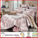 Fashion Poly-Cotton Jacquard Bedding Set Df-C144