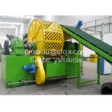 Whole Waste Tire Crusher Machine, Rubber Shredder