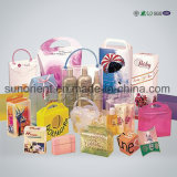 Eco Friendly Transparent Auto Small Clear Plastic Packaging Boxes