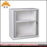 Mini Half Height Roller Shutter Tambour Door Cabinet for Filing Storage