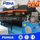 Hydraulic Steel Plate CNC Turret Punching Machine