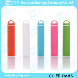 2200mAh Portable Charger Cylinder Power Bank for Gift (ZYF8071)