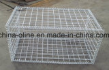 Steel Galvanized Wall Gabion Basket