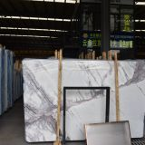Good Sale White Marble Natural Stone Slab Floor Tile