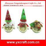 Christmas Decoration (ZY14Y361-1-2-3) Christmas Container
