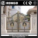 Aluminium Luxurious Villa House Entrance Main Gate