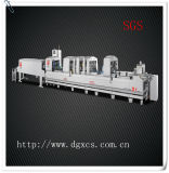 Xcs-800c4c6 Multifunctional High-Speed Folder Gluer for 4/6 Corner