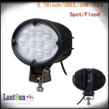 36W Oval LED Work Light for Offroad Jeep