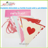 Heart Style Paper Banner for Wedding