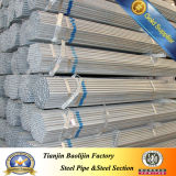 St37 Hot Dipped Galvanized Steel Pipe