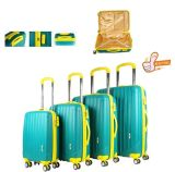 2016 PP Zipper Trolley Luggage