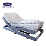 2016 Popular Home Furniture Adjustable Bed with Massage