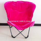 Suede Butterfly Chair (XY-126)