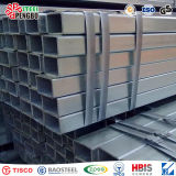Square SUS304 Stainless Seamless Steel Pipe
