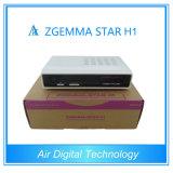 DVB-C Zgemma-Star H1 Combo DVB-S2+C Original Enigma2 Linux OS HD Receiver Best Value