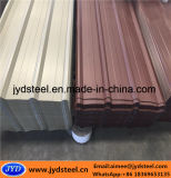 Color Coated Galvanized Steel Roof Sheet with Trapezoid Type