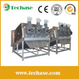 Techase Algae Sludge Dewatering Press Unit