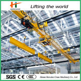 High Quality Single Girder Overhead Crane with Safety Device