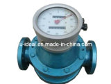 Local Indicator and Totalizer -Oval Gear Flow Meter