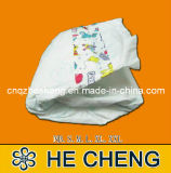 Large Absorption Bulk Soft Disposable Baby Diaper