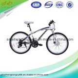 26′′good Quality Steel Mountain Bicycle/Bike with Front Suspension Fork (SH-MTB010)