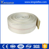 Big Diameter PVC Rubber PU Lining Canvas Fire Hose