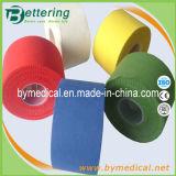 Colored Cotton Sports Trainer′s Tape