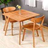 Solid Wooden Dining Table Living Room Furniture (M-X2392)