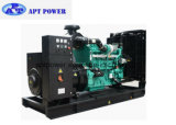 500kw Industrial Cummins Powered Diesel Generator Set with Fuel Tank