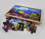 Sea World Printing Wood Puzzles