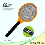 Battery Operated Mosquito Racket with CE, RoHS