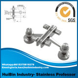 Strong Metal Glass Spider Fitting Window Fitting Connector Thiland