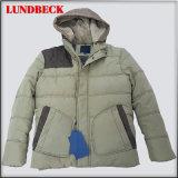 Men′s Padding Jacket with Hood