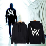 Screen Printing Long Sleeve 280GSM 60% Cotton 40% Polyester Hoody Sweater