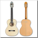 All Solid Wood Spanish Guitar Left Hand Classical Flamenco Guitar (ACH150)