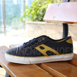 PU Upper Men Casual Shoes with Rubber Outsole (SNC-03026)