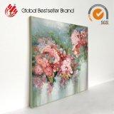 Handpainted modern Blooming Flower Canvas Wall Art (LH-M170808)