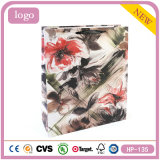 Colorful Flowers Coated Paper Shopping Bag