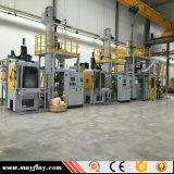 Gas Cylinder Shot Peening Machine, Model: Mrt4-80L2-4