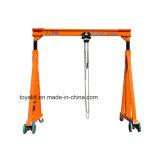 Gantry Crane Wheel Drives with Adjustable Height