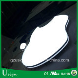 3D LED Front Lit Apple Sign for Shop