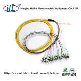 FC/PC Single Mode Fiber Optic Pigtail with 127um Ceramic Ferrule