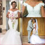 Lace Bridal Wedding Gown Custom Mermaid Lace Wedding Dresses PA2802