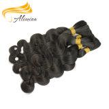 100% Human Hair Bulk Virgin Remy Wholesale Virgin Hair Bulk