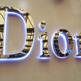 Advertising Equipment Archtectural Signage LED Display Sign