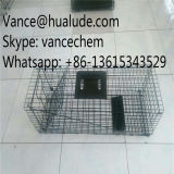 Low Price Humane Animal Trap Cage with Galvanized Coated Steel