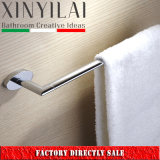 2017 Oval Design Bathroom Chrome Single Towel Bar 3492