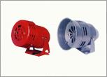 Electric Mini Fire Alarm Motor Siren (MS-190, MS-290)